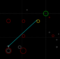 Obstacle detection screenshot